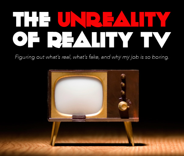 How Reality TV Works