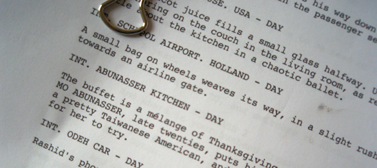 screen writing tips N a giant sea of screenwriting tips and advice, where does one begin it's almost as bad as dieting these days cranberries are bad for you no, scrap that, we've now.