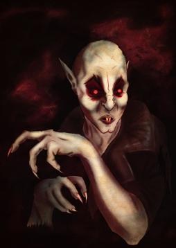 Nosferatu, Horror movie, creature feature